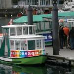 Aquabus - Das Wassertaxi in Vancouver