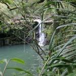 Road to Hana - Wasserfall